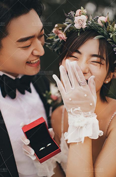 【拉菲皇后婚纱摄影】繁花漫境